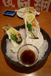 ロジオ道南農林水産部牡蠣