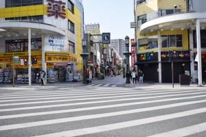 浜松有楽街入り口